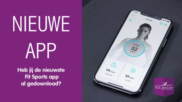 Nieuwe App